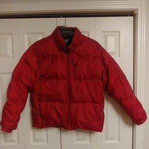 Gap Down Filled Puffer Jacket